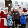 Telus Santa Flights