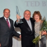 Ted & Mary Win Award