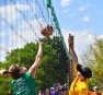 Net Action at the yBILD Volleyball