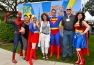 Super Heros at the H4H BBQ