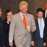 Bill Clinton in T.O.