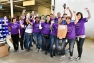Toronto TELUS Employees Help out at the Food Bank