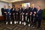Ceremonial Groundbreaking with Federal and Provincial Ministers and Sanofi Executives