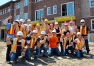 Enbridge Volunteers at Scarborough Habitat for Humanity Build