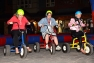 Tricycle Races Make for a Fun Time at the  Blue Mountain Resort at the 2019 OHBA Conference