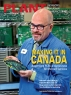 Mark Wood at Microart on the Cover of PLANT Shows off Canadian Technology Dec 2018