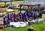 TELUS Day of Giving Planting at the Woodbine Racetrack June 2019